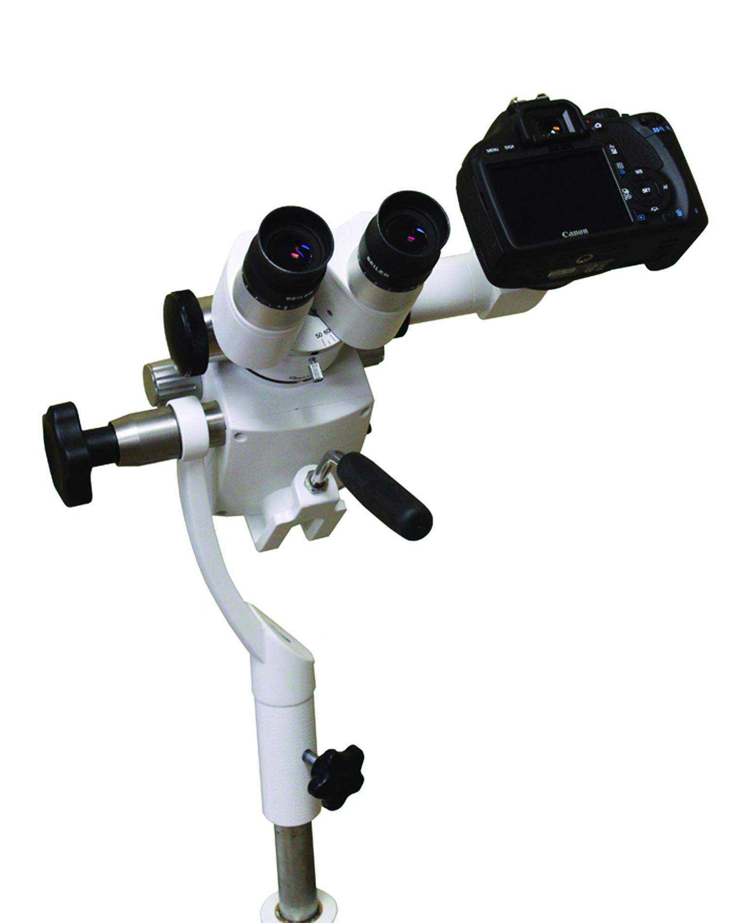 955 Colposcope with digital Canon