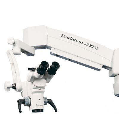 Multidisciplinary Surgical Zoom Microscope