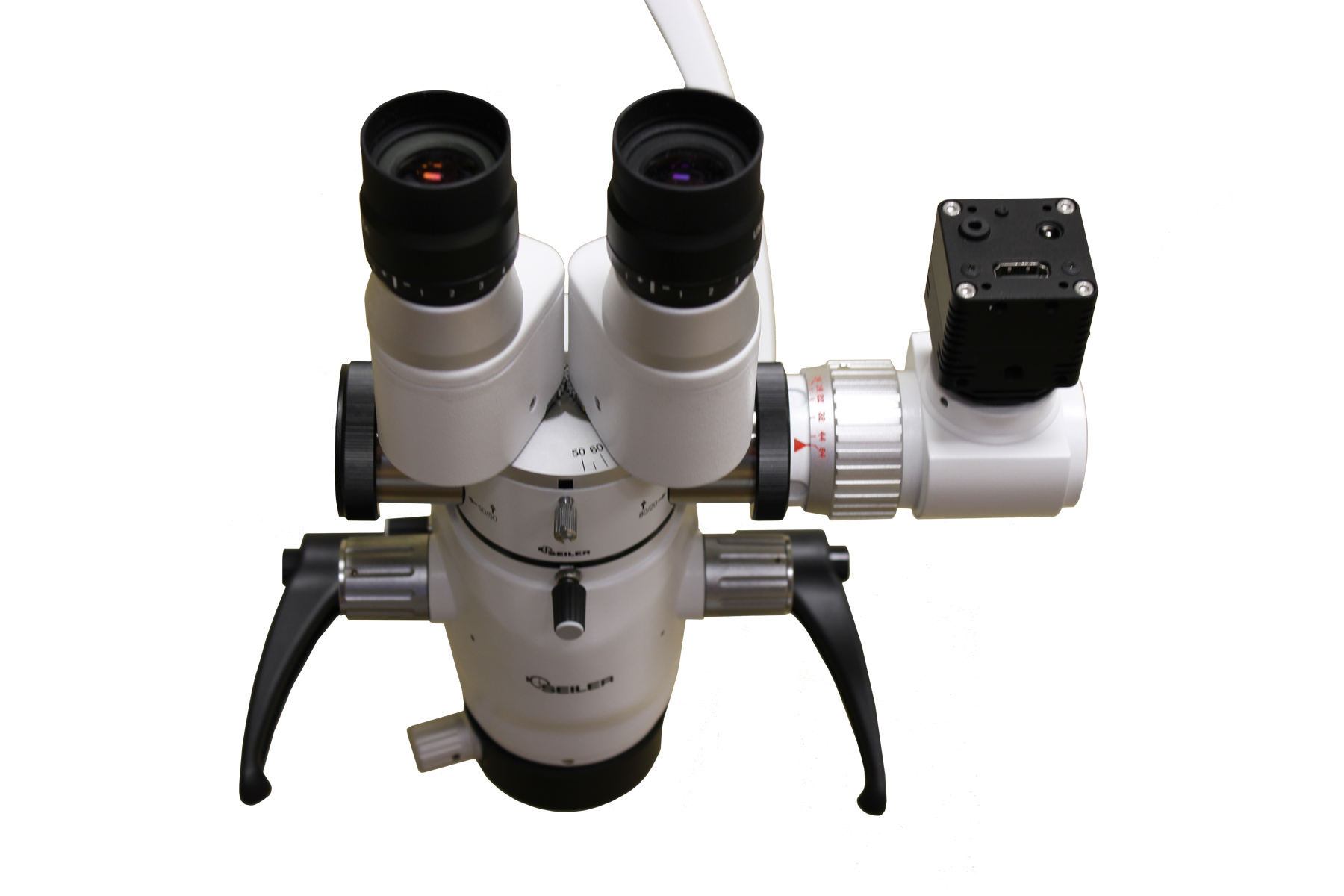 Colposcope Head with HD camera