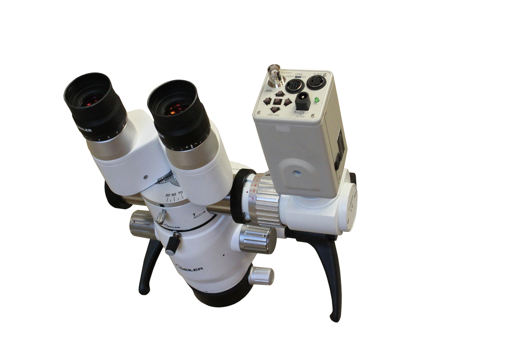 ENT head with CCD Camera