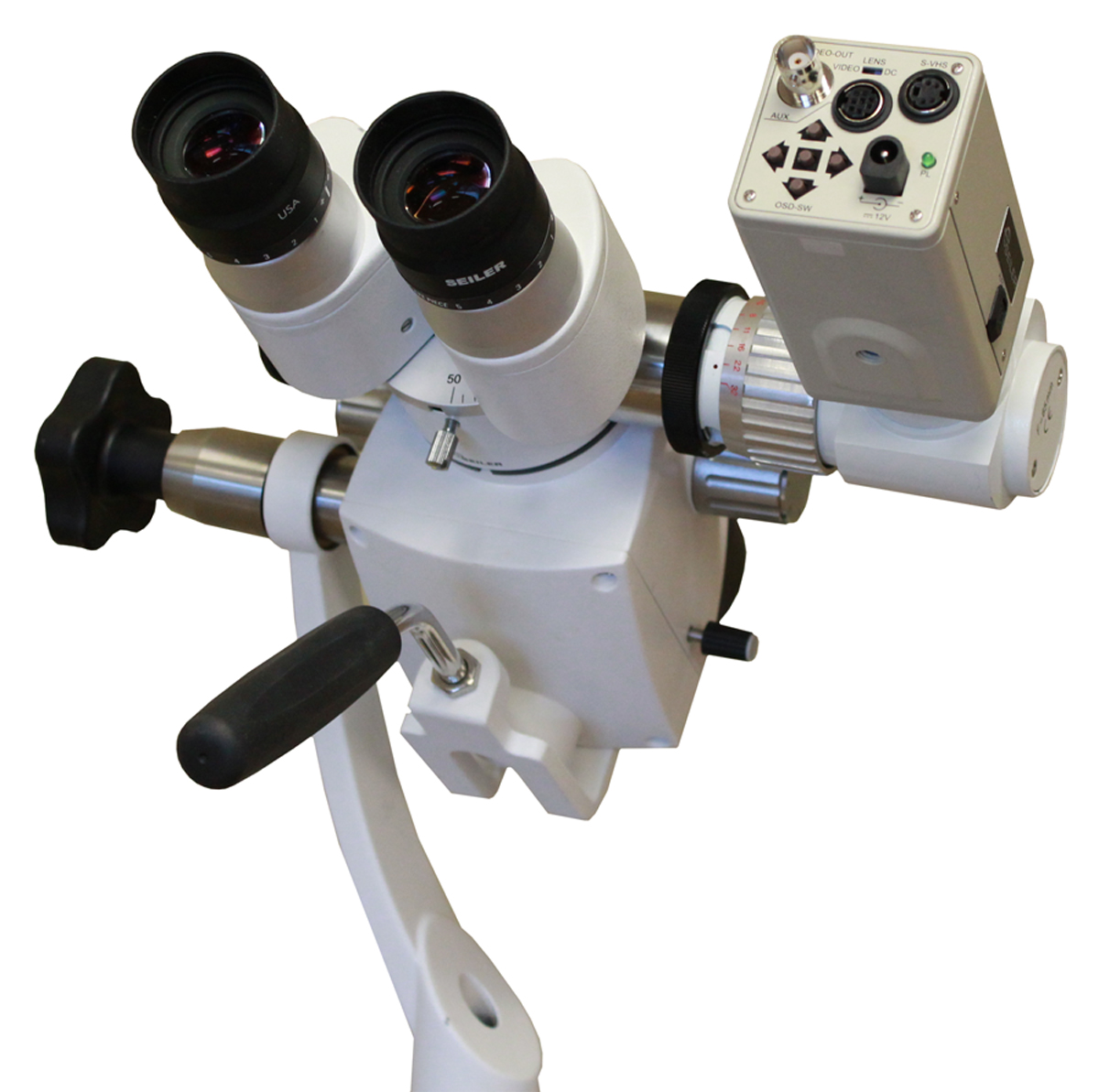 Colposcope with CCD Video