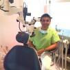 Microscope demonstration