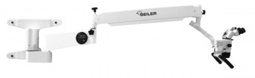 Alpha Air 3 dental side view wall mount