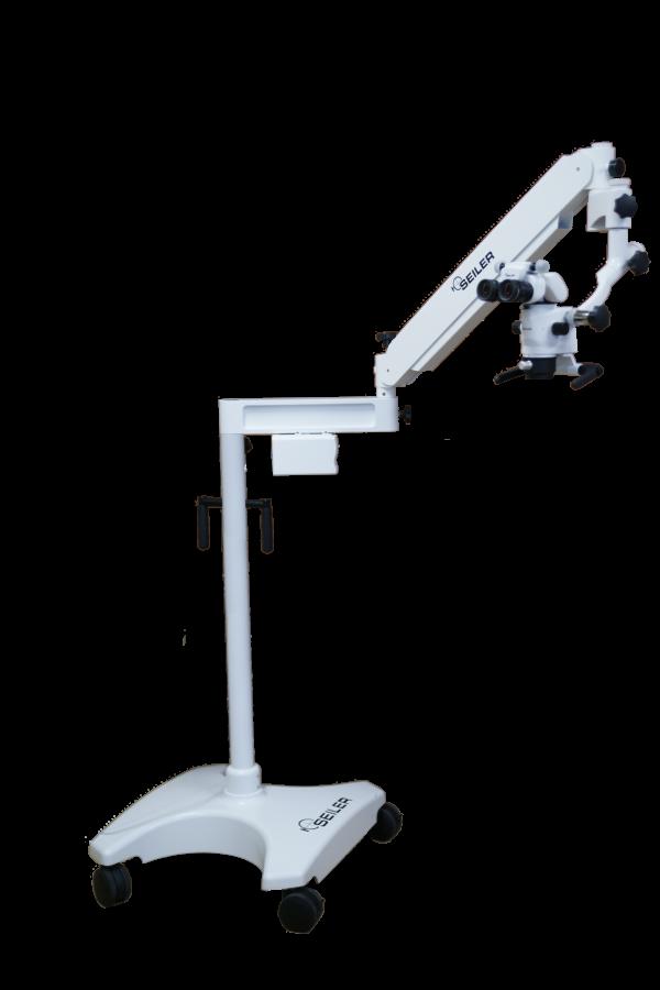 Alpha Slim 3 and 6 Dental Microscope
