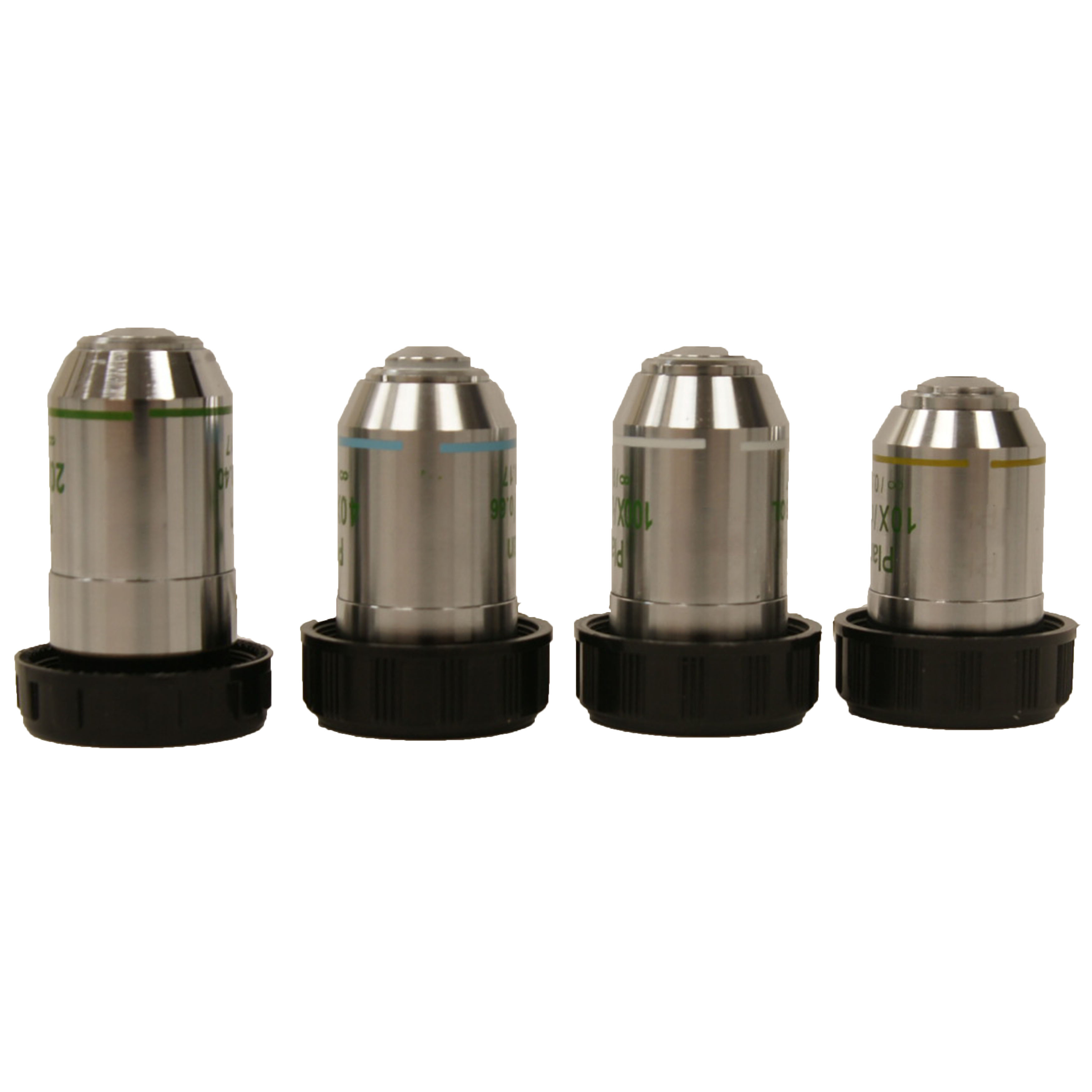 Compound Scope Assorted Objective Lenses