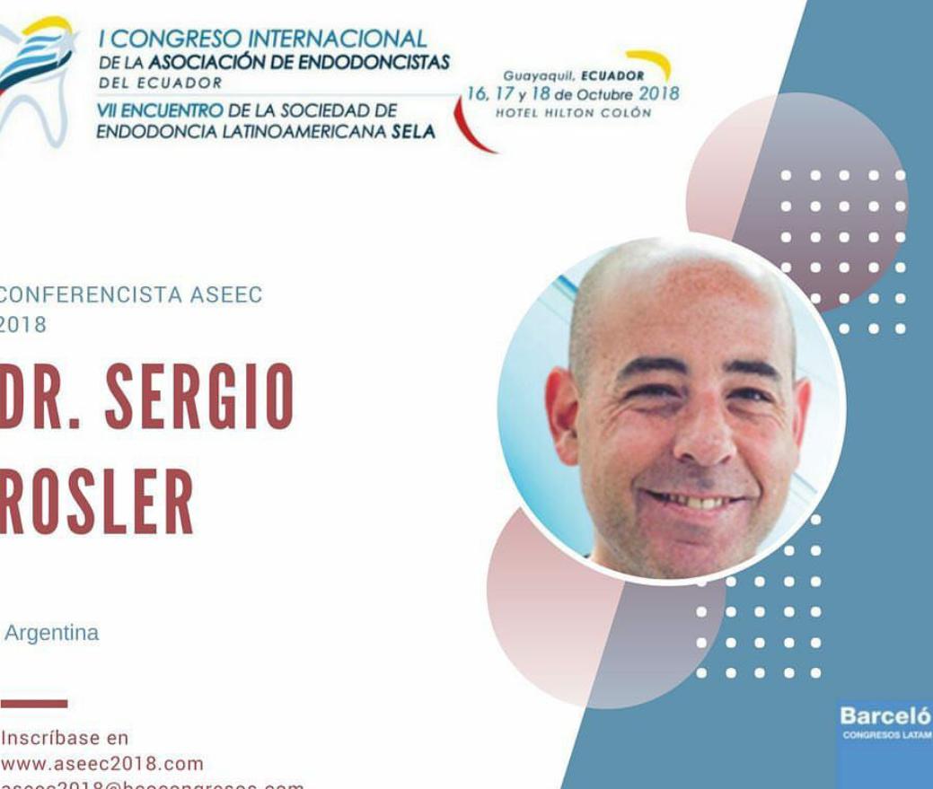 Dr. Sergio Rosler